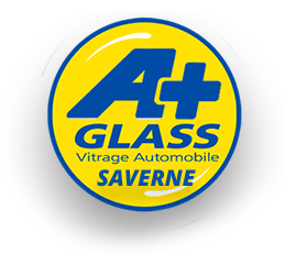 Logo A + GLASS SAVERNE